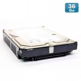 "Disque Dur 36.4Go USCSI Ultra320 SCSI 3.5"" HP BD03688272 10000RPM"