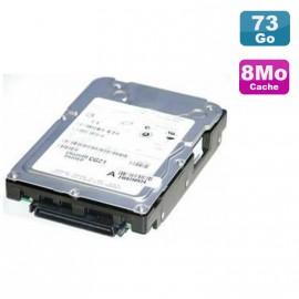"""Disque Dur 73.4Go USCSI Ultra SCSI 3.5"""" IBM Eserver 8E073J0 FRU 90P1322 15000RPM"""