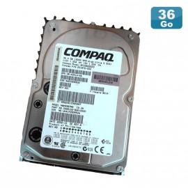 """Disque Dur 36.4Go USCSI Ultra3 SCSI 3.5"""" COMPAQ BF03665223 15000RPM"""