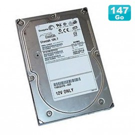 Disque Dur 146Go Fibre Channel 40 Pin Seagate ST3146707FCV 10000 RPM