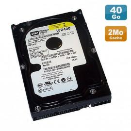 """Disque Dur 40Go IDE 3,5"""" ATA Western Digital WD400BB-75JHA0 Caviar 7200 RPM 2Mo"""