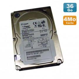Disque Dur 36.7Go SCSI SEAGATE Cheetah ST336605LC Ultra 3 10K RPM 4Mo