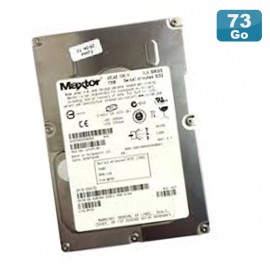 """Disque Dur 73Go SAS 3.5"""" MAXTOR ATLAS 0G8763 10000RPM"""