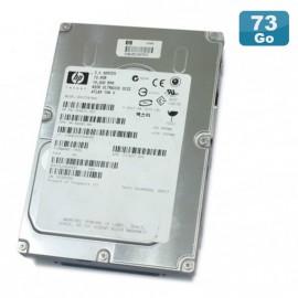 "Disque Dur 72.8Go Ultra320 SCSI 3.5"" HP ATLAS BD07287B4C 80Pin 10000RPM"