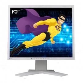 "Ecran PC Pro 19"" EIZO FlexScan S1911 0FTB0009 LCD TFT VGA DVI 1280x1024 5:4 VESA"