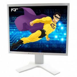 "Ecran PC Pro 19"" EIZO FlexScan S1902 0FTD1487 LCD TFT VGA DVI 1280x1024 5:4 VESA"