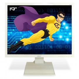 """Ecran PC Pro 19"""" ACER B193 ET.CB3RE.D21 LCD TFT TN VGA DVI-D 1280x1024 5:4 VESA"""