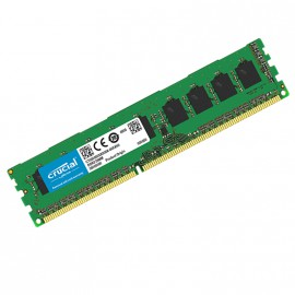 1Go Ram PC CRUCIAL CT12864AA800 MT8HTF12864AZ-800H1 DDR2-800 1RX8 PC2-6400U CL6