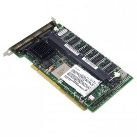 Carte PCI-X SCSI Ultra320 LSI Logic 320-2X 128Mb MegaRAID Controller 133Mhz