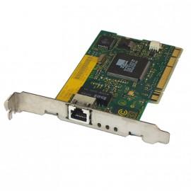 Carte Réseau 3COM 3C980C-TXM ETHERLINK 10/100 Ethernet Serveur PCI 1x RJ45