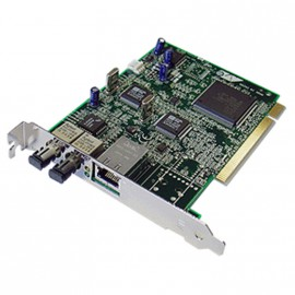 Carte Adaptateur Réseau ATI AT-2450FTX 10/100 Fast Ethernet PCI 2x 10FL 1x RJ45