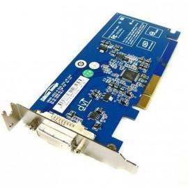 Carte Adaptateur Silicon Image Sil1364 PCI-Express x16 DVI ADD2-R E-G900-04-2853