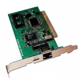 Carte Adaptateur Réseau D-Link DFE-530TX REV-A1 10/100Mbps Ethernet PCI RJ45