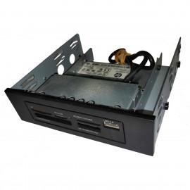 "Lecteur Carte HP MCR22IN1-5181 468494-003 480032-001 USB xD SD MMC MS PRO 5.25"""