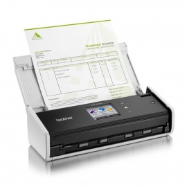 Scanner Brother ADS-1600W USB Couleur numérisation Recto Verso 18ppm 256Mo