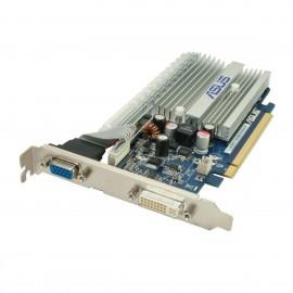 Carte ASUS GeForce 8400 GS EN8400GS SILENT/P/512M/A PCI-e DDR2 DVI-I VGA