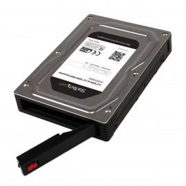 "Adaptateur 2.5"" vers 3.5"" StarTech 25SAT35HDD Disque Dur SSD SATA LED"