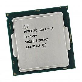 Processeur CPU Intel Core i5-6500 3.2Ghz 6Mo SR2L6 FCLGA1151 Quad Core Skylake-S