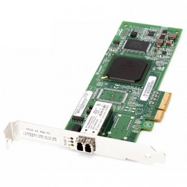Carte Adaptateur HBA QLogic HP Fibre Channel KD414 PX2510401-70 4Go PCIe QLE2460