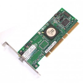 Carte Adaptateur HBA QLogic Fibre Channel 0FK114 QLA2340 2Go PCIe Dell PowerEdge
