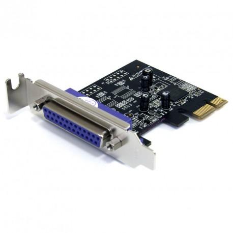 Carte StarTech PEX1PLP Port Parallele DB-25 PCI-e Low Profile IE-X06-6110