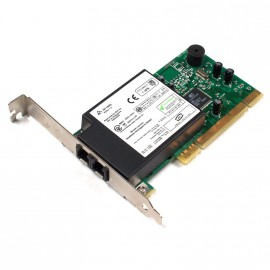Carte Modem 56K Dell 04W471 RD01-D270 V.92 PCI DATA FAX 2xRJ11