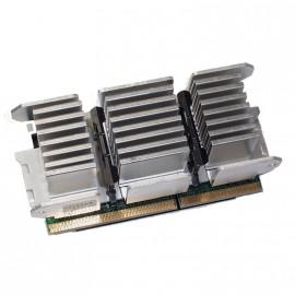 Processeur CPU Intel P3 Pentium 3 866Mhz 256Ko 133Mhz Slot 1 SL4BV + 6224U RDJD