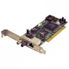 Carte Adaptateur Réseau RJ45 ATI AT-2450FTX 10/100 Ethernet PCI Fibre TX RX