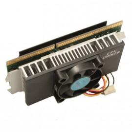 Processeur CPU Intel P3 Pentium 3 550Mhz 512Ko 100Mhz Slot 1 SL3F7 + Ventirad