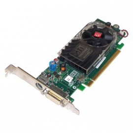 Carte ATI Radeon HD 2400 XT 256MB PCI-E DMS-59 S-VIDEO TV ATI-102-B27602 0HW916