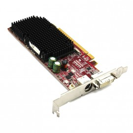 Carte Graphique ATI Radeon X1300 256Mo PCI-E DMS-59 S-Video 102A9240 0HJ513