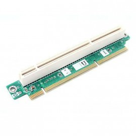 Carte PCI-X Riser Card HP 0Q02B5 1x PCIe 305442-001 ER41M64687 ProLiant DL360 G3