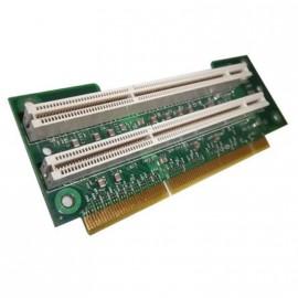 Carte PCI Riser Card IBM 13M7338 40K6487 2x PCI X346