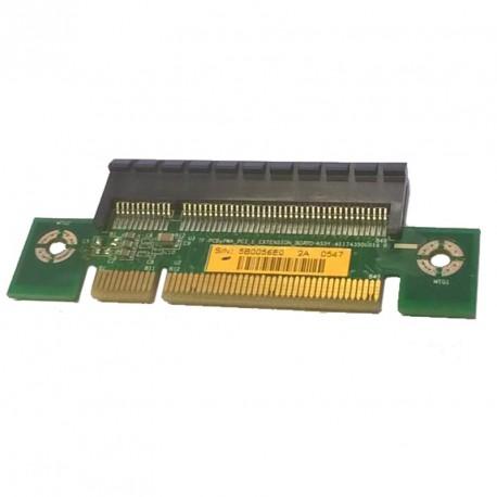 Carte PCI-E Sun Fire X2100 Extension Board 411743500016 580056EC 1x PCI-Express