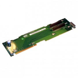 Carte PCI-e Riser Board Dell 0H6183 2x PCI-Express LHS PowerEdge 2950