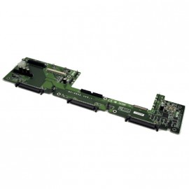 Carte Backplane Board MSI MS-9585 3x SCSI 80-pin 1x SCSI 68-pol 1x 8-pol FDD