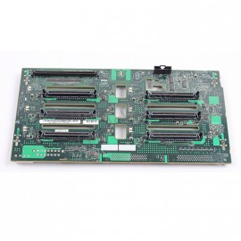 Carte Backplane Board Dell 09K349 6x SCSI 2x SCSI Input PowerEdge 2600
