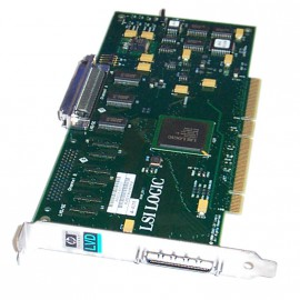 Carte Adaptateur SCSI LSI A6828-60001 LSI8955-66 LVD Ultra160 PCI ZX6000 C8000