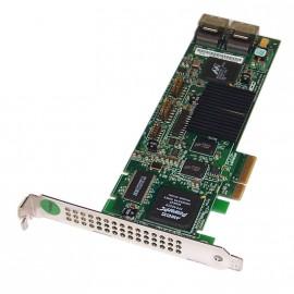 Carte SATA II Controller RAID 3Ware 9650SE-8LPML PCIex4 2xSAS 3GB 256MB DDR2 533