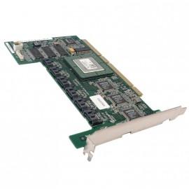 Carte SATA II Controller RAID ADAPTEC 0H2052 AAR-2610SA PCI-Express 6x SATA 64MB