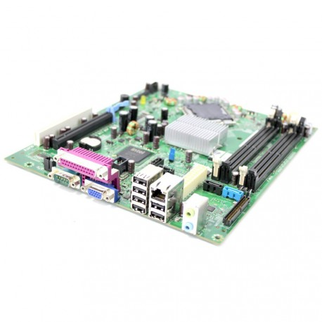 Carte Mère MotherBoard DELL Optiplex 755 SFF DDR2 Socket 775 0PU052 Genuine