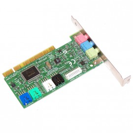 Carte Son Creative Labs Dell 0088GF CT5807 PCI 1x Mic Line IN 2x Speaker OUT