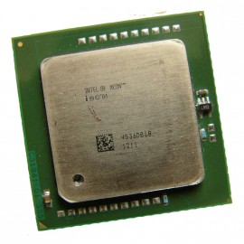 Processeur CPU Intel Xeon Mono Core 3.4Ghz 1Mo FSB 800Mhz Socket 604 SL7TE PC