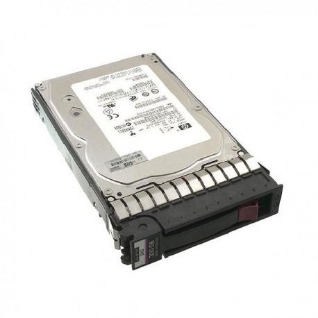 Disque Dur 300Go SAS HP EF0300FARMU ST3300657SS 15K.7 6Gb/s + RACK 516810 NEUF