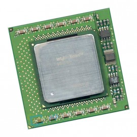 Processeur CPU Intel Xeon 1800DP 1.8Ghz 512Ko FSB 400Mhz Socket 603 604 SL5Z8 PC