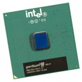 Processeur CPU Intel Pentium 3 800Mhz FSB 133Mhz 256Ko Socket 370 MonoCore SL4CD