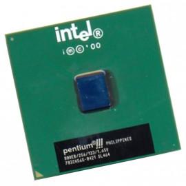 Processeur CPU Intel Pentium 3 800EB 800Mhz FSB 133Mhz 256Ko Socket 370 SL464