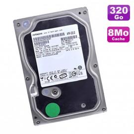 "Disque Dur 320Go SATA 3.5"" Hitachi CinemaStar 5K320 HCS5C3232SLA380 5700RPM 8Mo"
