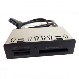 Lecteur Carte Mémoire HP MCR15IN1-U2U3 698661-002 736299-001 SD HC XC UHS MS PRO