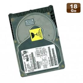 """Disque Dur 18Go USCSI Ultra SCSI 3.5"""" QUANTUM Atlas 10K2 TY18L492 239441-001"""